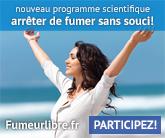 Fumeurlibre.fr - Nouveau programme scientifique - Participez!